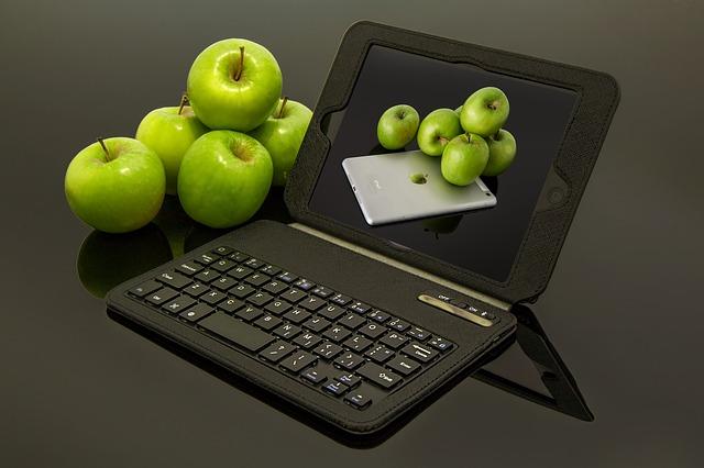 jablka u pc