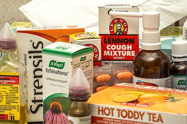 mix léků