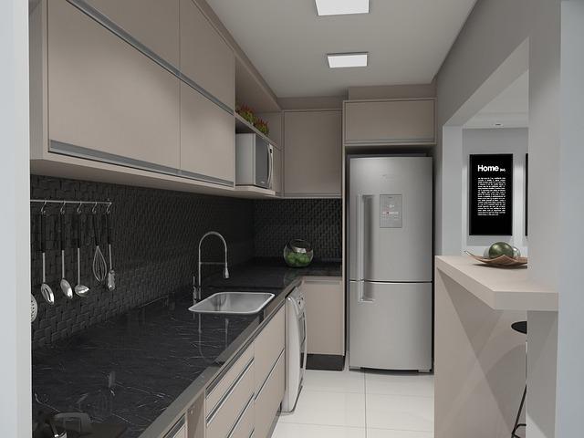 kuchyň moderní