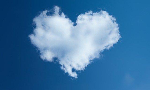 srdce a obloha