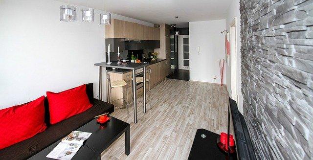 úzký byt