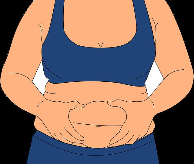 obrázek obezita